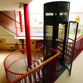 hava asansörü