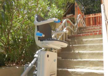 koltukasansörü dış ortam merdiven asansörü
