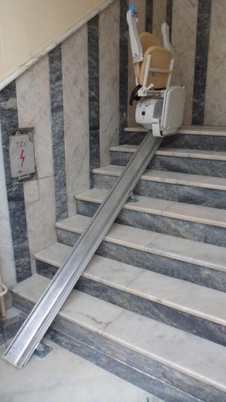 merdiven asansör