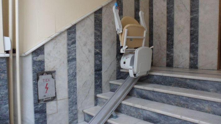 uygun fiyata merdiven asansörü