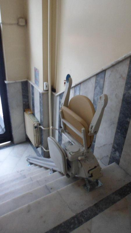 merdivenasansör, merdiven asansörü kiralama
