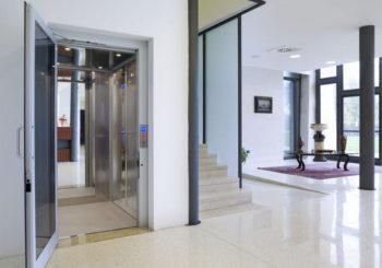 panoramik otel asansörü