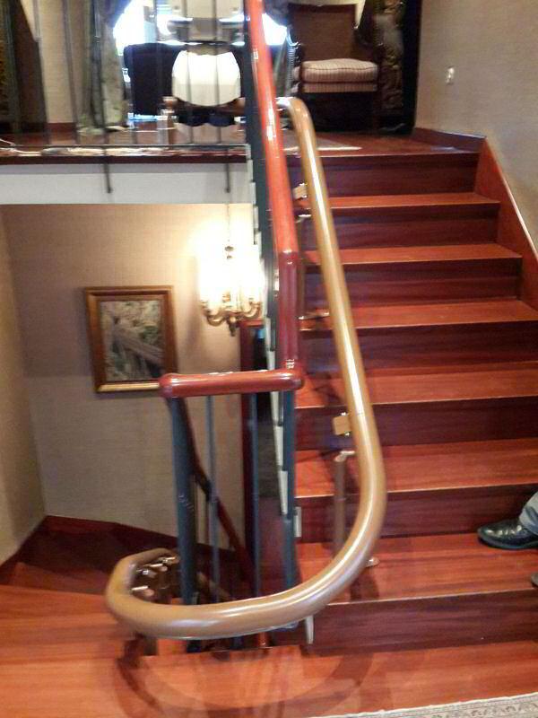 şarık tara merdiven asansörü