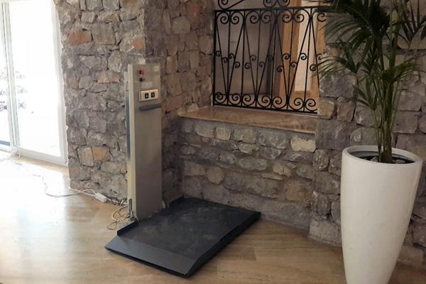 bodrum portatif engelli sahne asansörü fiyatı